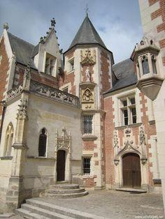 Le château du Clos Lucé - Amboise - La dernière demeure de Léonard de Vinci