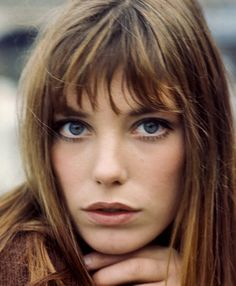 We can't forget who was the original icon to put fringe on the map back in the '70s: none other than Jane Birkin.