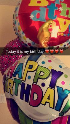 My 17th birthday