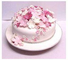 pink cake - Cerca con Google