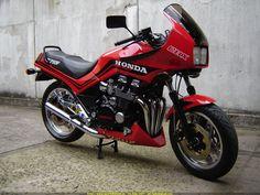 Honda CBX 750 F