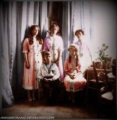 olga nikolaevna romanova | Olga Nikolaievna Romanova, Tatiana Nikolaievna Romanova, Maria ...