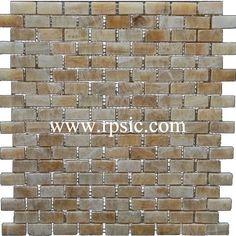 MSPB-23 Mini-Brick Honey Onyx