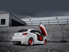 Seat Ibiza gaviota wings