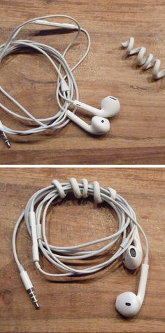 Keep your cables tidy with Sugru