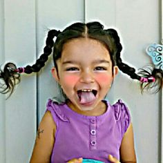 My daughter loves Pipi Longstocking!