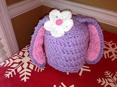Floppy Eared Bunny Hat Made To Order by lindajohnson1977 on Etsy, $25.00