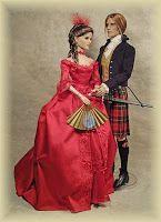 1 - Claire & Jamie (Outlander by Diana Gabaldon)