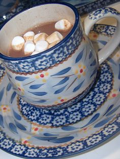creamy crockpot hot cocoa- will we have enough crockpots?