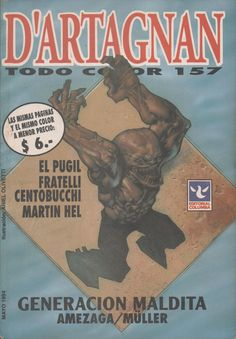 D´artagnan 157 mayo (1994)