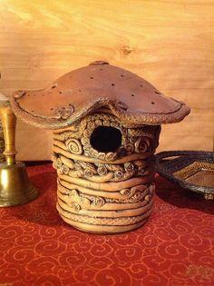 Flickr: Laurie B's Photostream Coil birdhouse 2012