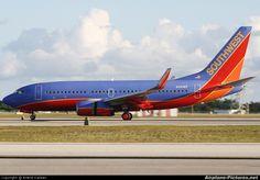N216WR Southwest Boeing 737-700