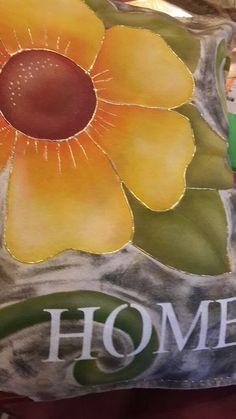 Como pintar Almohadones - Pintura para Tela - Foil