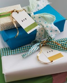 How to Make Handmade Gift Tags