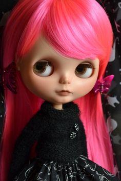 Moja Malwina na różowo :)