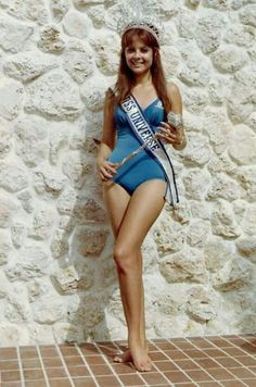 Marisol  Primera Miss Universo de Puerto Rico