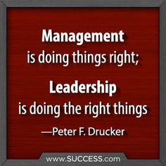 Would you rather be a manager or a leader? Daily Motivation, Fitness Motivation, Quran Urdu, Mottos To Live By, Political Organization, Property Management, Positive Thoughts, Food For Thought, Motivational Quotes