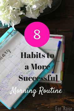 8 Habits to a More Successful Morning Routine