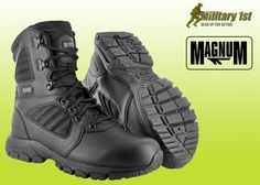 Military1st: Magnum Lynx 8.0 Side Zip Boots