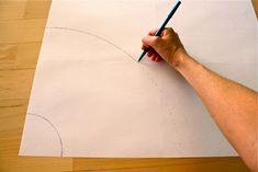 Circle Skirt Pattern Making
