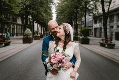 La boda vascoinglesa de Sara y Jamie en Bilbao – Parte I