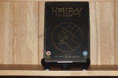 British Hellboy 1 & 2 DVD steelbook