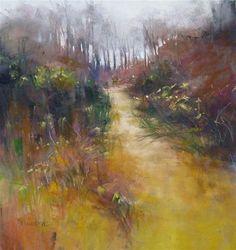 """""""December Color"""" - Original Fine Art for Sale - © Barbara Benedetti Newton"""