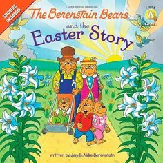 The Berenstain Bears and the Easter Story (Berenstain Bears/Living Lights) by Mike Berenstain. $4.99. Reading level: Ages 4 and up. Publisher: Zonderkidz; Original edition (January 24, 2012). Author: Mike Berenstain. Series - Berenstain Bears/Living Lights. Publication: January 24, 2012