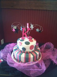 Kaleys Birthday Cake
