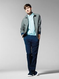 Spring/Summer 2013 United Colors of Benetton Man collection #Benetton #SS13 #man - bf style