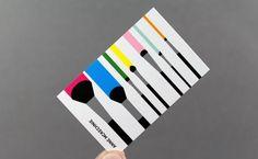 Designspiration — Robyn Clarke & Anne McKechnie. Business Cards, Identity…