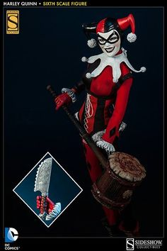 Sideshow Collectibles - Harley Quinn Sixth Scale Figure