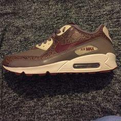 check out a2ad1 6bda1 Nike Air Max Limited Edition Cinderella By Nayia Ginn