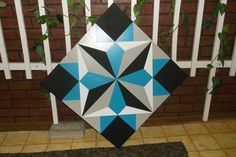 barn quilt I just finished