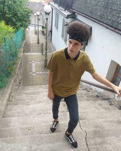 """Páči sa mi to: 6,812, komentáre: 105 – Dominik Tuček (@dejzromir_) na Instagrame: """"Schody života"""" Youtubers, Harry Potter, Hipster, Studio, Cute, Instagram, Style, Fashion, Swag"""