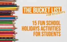 15 ready-to-use fun school activities for students #education School Holiday Activities, Icebreaker Activities, Fun Classroom Activities, School Holidays, School Fun, English Activities, Teacher Hacks, Organize, Students