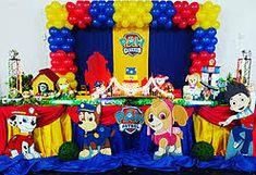Paw Patrol Party, Paw Patrol Birthday, Balloon Arch, Balloons, Cumple Paw Patrol, 4th Of July Wreath, Mickey Mouse, Birthdays, Bella