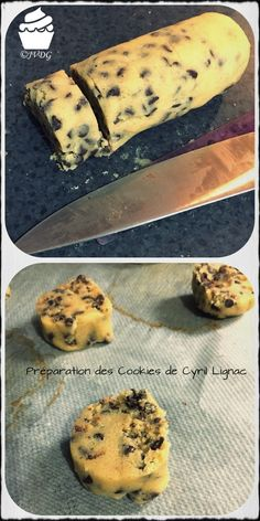 Cookies by Cyril Lignac – I Want Sweets - Cookies by Cyril Lignac – I Want Sweets - Cookie Recipes, Dessert Recipes, Dessert Healthy, Healthy Food, Cake Factory, Cookies Et Biscuits, Diy Food, Easy Desserts, Chefs