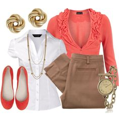 A fashion look from August 2012 featuring Vero Moda cardigans, Dorothy Perkins blouses and Diane Von Furstenberg pants. Browse and shop related looks.