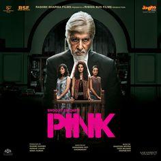 PINK(2016) Cinsiyetçiliği,toplumun kadına bakışını işleyen, izledikçe ne yazık ki kendi toplumumuzu da göreceğimiz filmde,bir hak arayışını ve adalet mücadelesini göreceğiz.Başrolde Tapsee Pannu,Kirti Kulhari,Andre Tariang ve Amitabh Bachchan'ı görüyoruz.  İmdb puanı:8,2
