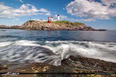 Nubble Lighthouse, Cape Neddick, Maine Coast, Florida, US  Zapraszamy: http://www.nevadatravel.pl/?ep3%5B0%5D=%3Fsid%3Dudj196ilkph9uv68i4e3qn16cldnmh6t%26lang%3Dpl%26sd%3D08.01.2015%26ed%3D04.02.2015%26tt%3DF%26sp%3D3%26st%3DPA&ep3%5B1%5D=ds%3D3629%253A