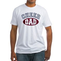 Cheer Dad Shirt I want to buy for my daddy