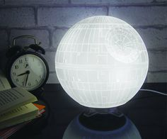 Death Star Mood Light | CoolShitiBuy.com