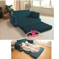 İntex Çift Kişilik yatak Koltuk set - Üçfoksiyonlu