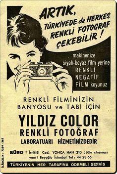 Hayat mecmuasi 1965 reklami