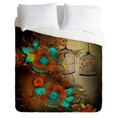 DENY Designs Home Accessories | Iveta Abolina Rusty Lace Duvet Cover