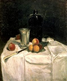 Henri Matisse - The Bottle of Schiedam, 1896
