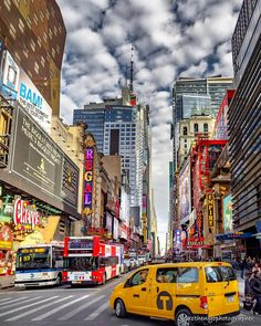 Times Square 42nd Street
