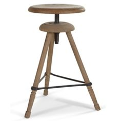 Intriguing Objects Adjustable Tripod Stool