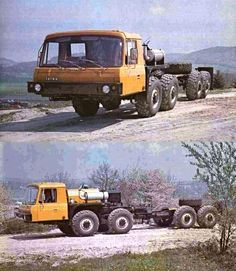 Dump Trucks, New Trucks, 6x6 Truck, Amphibious Vehicle, Armored Truck, Road Train, Old Tractors, Expedition Vehicle, Heavy Equipment